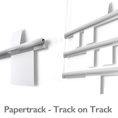 Shades Papertrack And Papertrack On Track