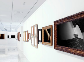 Picture Hanging Systems - Museums Galleries