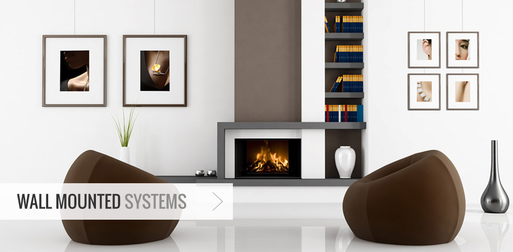 Wall Mounted Systems - Picture Hanging